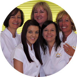 Staff at Sunlight Orthodontics
