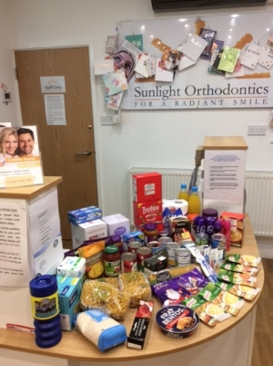 Supporting Our Local FOODBANK